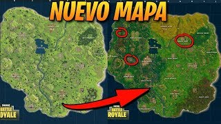 NUEVO MAPA Y BIOMAS!! FORTNITE: Battle Royale