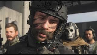 Warzone Nuke Ending Cutscene Soap Mactavish Reveal