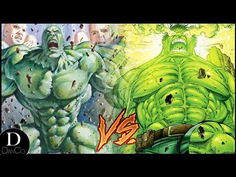 World Breaker Hulk VS Space Punisher Hulk | BATTLE ARENA