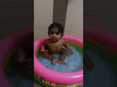 My sweet daughter(娘) shower