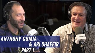 Anthony Cumia & Ari Shaffir Pt 1 - KRock Apology,  Relationships, George Lucas - Jim & Sam