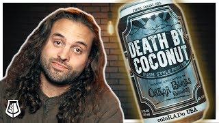 It Won't Kill You! Oskar Blues: Death By Coconut Review
