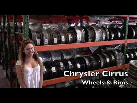Factory Original Chrysler Cirrus Wheels & Chrysler Cirrus Rims – OriginalWheels.com