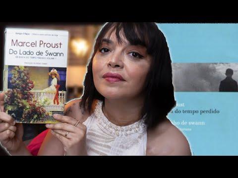 Em busca do tempo perdido o caminho de Swann ? Marcel Proust literatura (annaintimista)