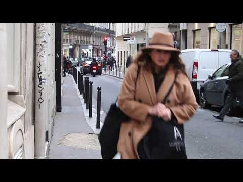 Forty plus top must have Parisian Chic winter accessory, the FEDORA. The most fashionable winter hat