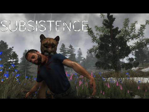 I Met A Mountain Lion... ~ Subsistence #9