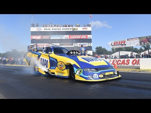 Ron Capps picks up win number three