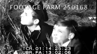 1944 England Homefront 250168-16 | Footage Farm