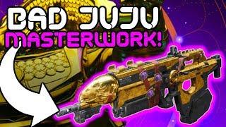 destiny 2 bad juju stats - TH-Clip
