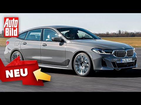 BMW 6er Gran Turismo (2020): Facelift - Trailer - Limousine