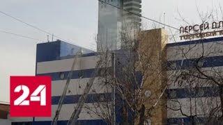 """Пожар в торговом центре на """"Семеновской"""": всех ли спасли? - Россия 24"""