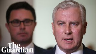 Michael McCormack defeats Barnaby Joyce in National Party leadership spill