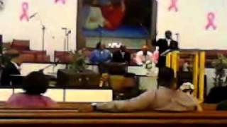 """Bishop Quan L. Miller """"I'm Blessed"""""""