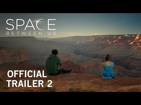 Commercial for The Space Between Us (2016) (Television Commercial)