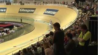 Кубок мира по велоспорту на треке, Шотландия 16.11.12