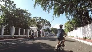 Bike Ride Malacanang Compound Manila
