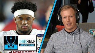 NFL Draft 2019: Chris Simms' Top 8 Quarterback Rankings | Chris Simms Unbuttoned | NBC Sports
