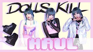 DOLLS KILL HAUL ♡ Killstar, Sugar Thrillz etc.