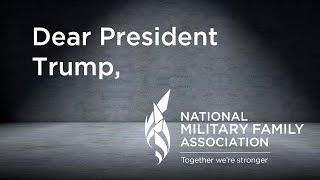 Let's Work Together President Trump