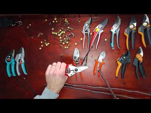 Sekatory Fiskars Gardena Felco wolf-garten Original LÖWE scissors Gartenschere Secateurs