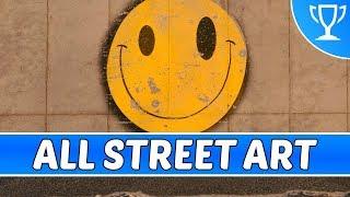 NFS Heat - All 130 Street Art Locations (Graffer Trophy / Achievement Guide)