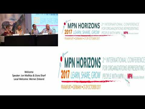 Welcome to MPN Horizons 2017