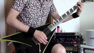Towards Dead End Guitar Cover【IE69】Children Of Bodom