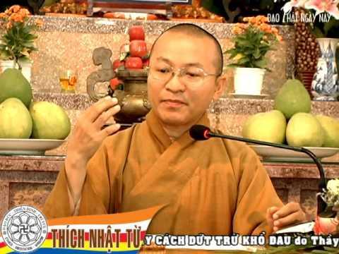 Kinh Trung Bộ 2 - Bảy cách dứt trừ khổ đau 2 (16/07/2010)