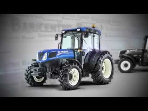 Nuovo New Holland T4 LP