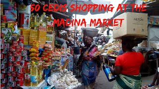 WHAT 50 GHANA CEDIS WILL GET YOU ON THE MARKET