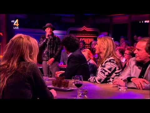 Alain Clark - Whatever (RTL Late Night 13-02-2014)
