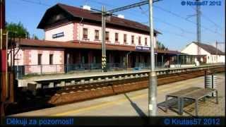 preview picture of video 'Elefanti 471.027+065 na S9, Praha-Uhříněves, 30.4.2012'
