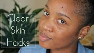 The BEST Tips for Clear Skin  Natural Skincare Routine