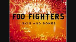 Foo Fighters-Everlong Live (Skin and Bones Album)
