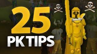 25 Tips & Tricks for PKing (OSRS)