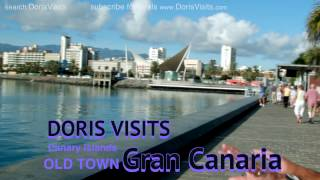 Gran Canaria walking guide, Jean on the Canary Island for Doris Visits