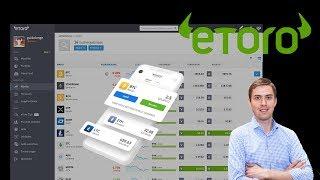 So senden Sie Crypto von ETORO in die Coinbase