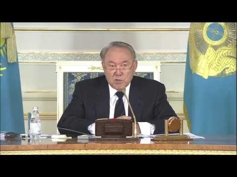 Елбасы Астананың атауын өзгертуге қатысты пікірін білдірді