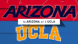 Inside College Basketball: 14 Arizona at 3 UCLA preview