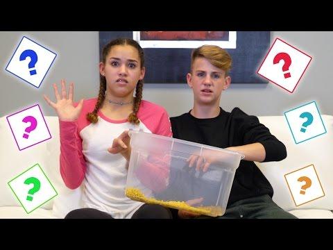 What's In The Box!? (MattyBRaps vs Gracie Haschak)