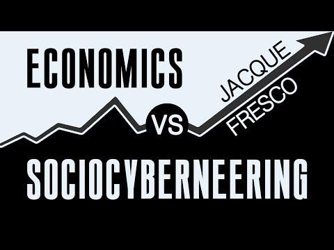 Jacque Fresco - Economics vs. Sociocyberneering (1978)