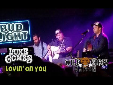Luke Combs - Lovin' On You | StewarTV