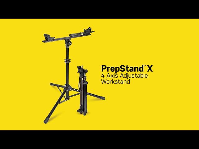 Видео Стойка  Topeak PrepStand X