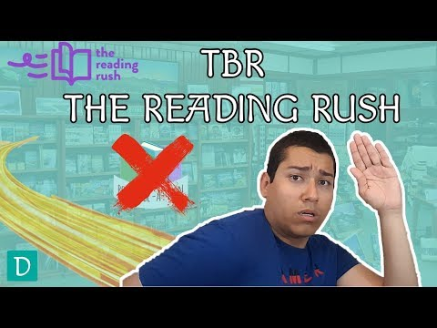 TBR Reading Rush 2019 | Booktube Colombia
