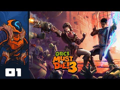 Gameplay de Orcs Must Die! 3