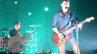 Arctic Monkeys - Black Treacle Live @ Olympia Paris - 03/02/2012