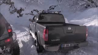 Extreme Snow Off Road Defender  Mitsubishi L200 Triton Pajero Nissan Navara