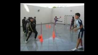 Entrainement Handball 2012/2013
