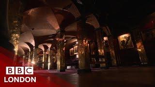 Inside London's most exclusive nightclub - BBC London