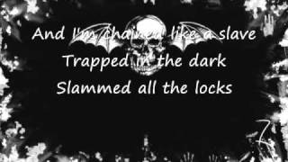 avenged sevenfold buried alive lyrics